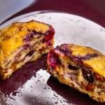 Muffin szinte csak gyümölcsből